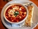 Рецепта Гаспачо доматена пасирана супа със сирене